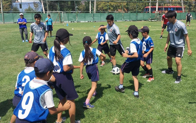 Japanese School sports