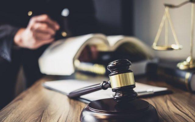 Lawyer handles criminal cases
