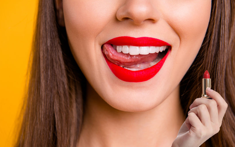 Is makeup poisonous to eat?