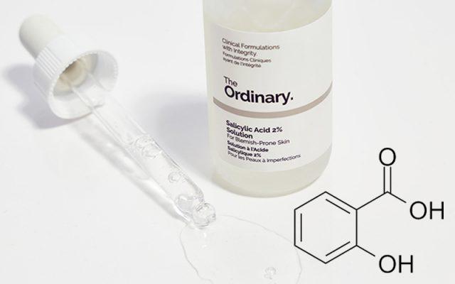 Is makeup with Salicylic acid good?