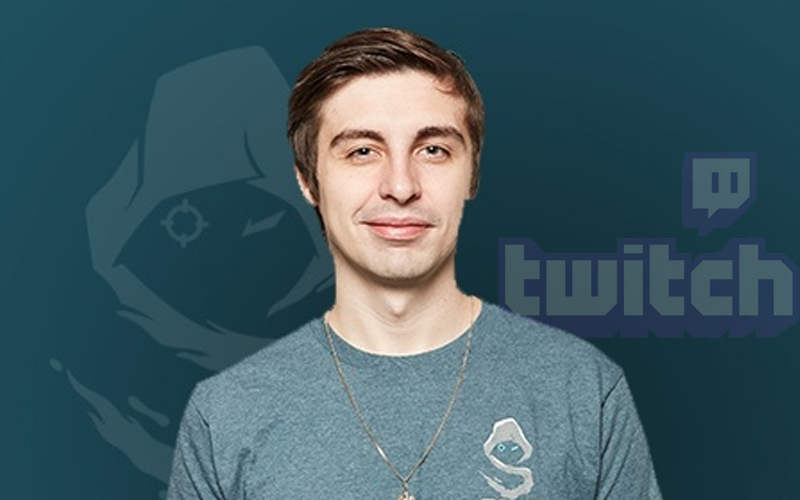 Why is shroud not streaming