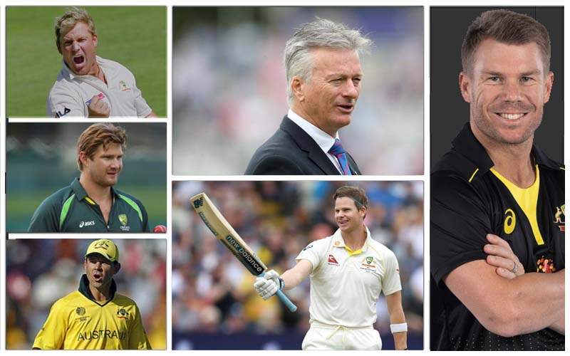 Retired famous cricketers