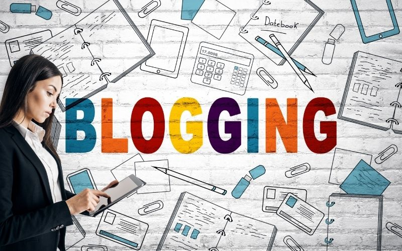 Is Blogging an extracurricular activity?