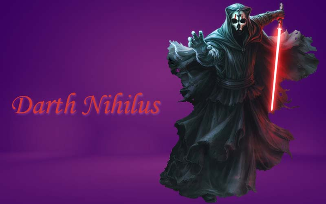 Darth Nihilus