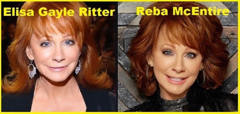 Elisa Gayle or Reba