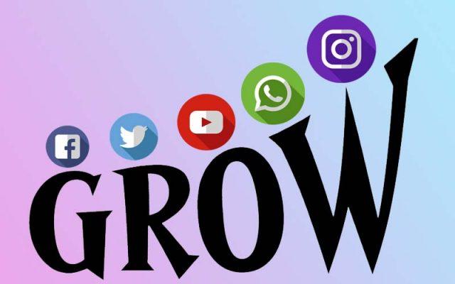 Grow organically on Social Media