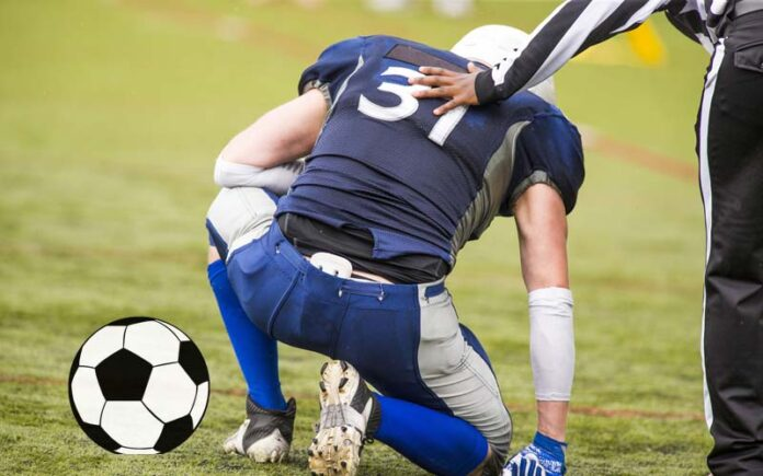 Can I play football with kidney stones?