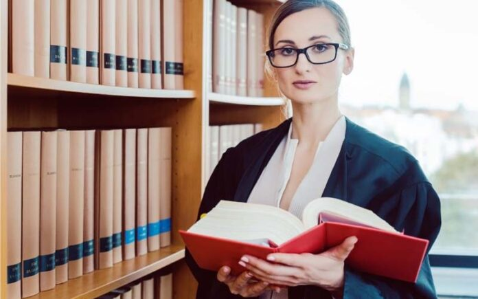 Is law a good career for a woman?
