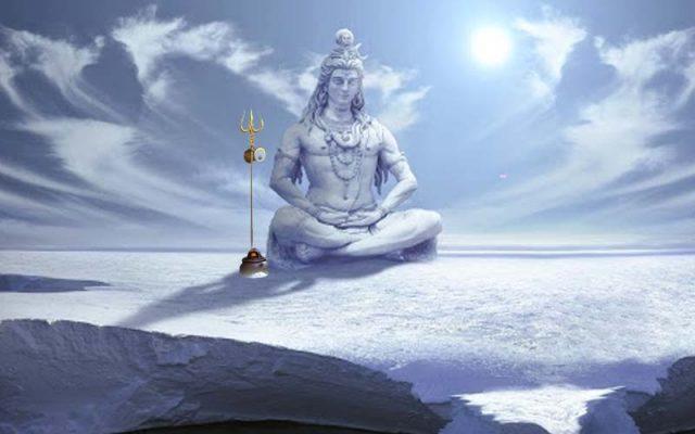 Lord Shiva appearance