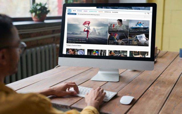 WordPress theme and its uses