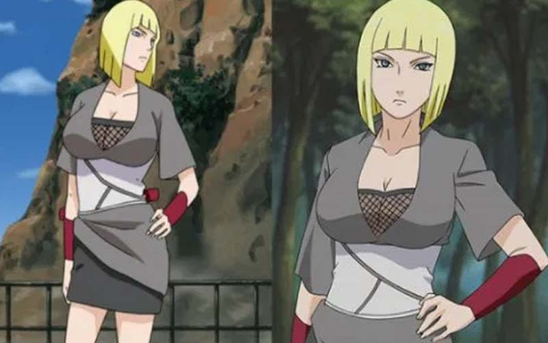 mother of Metal Lee and Rock Lee's wife