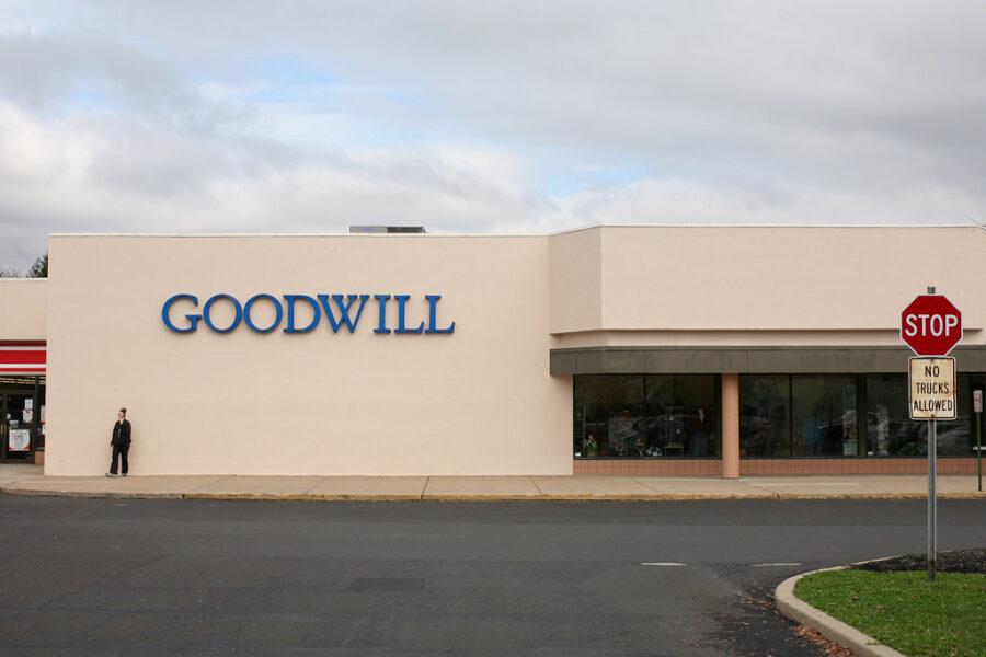 Goodwill Industries Donate Home Decor