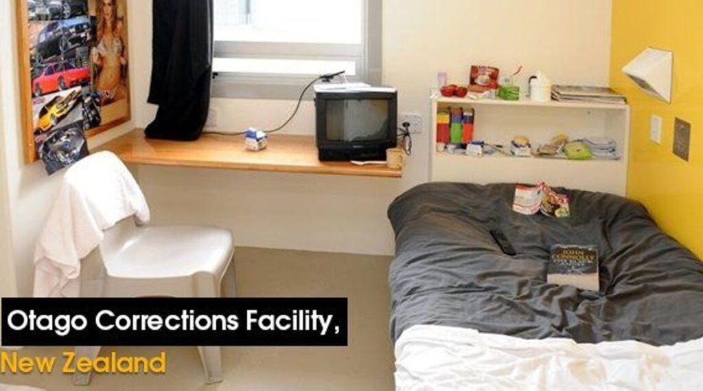NZ Modern Jail