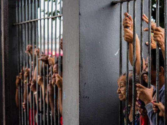 brazils prison